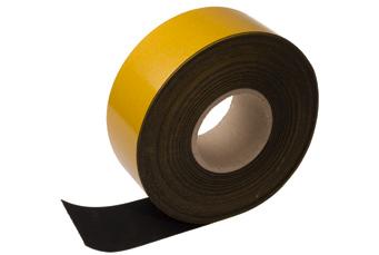 EPDM-Fugenband für Holzunterkonstruktion für Kronoart und Kronoplan Schichtstoffplatten