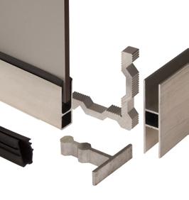 Kederband, für 6 und 8 mm Plattenstärke Kronoart und Kronoplan Schichtstoffplatten