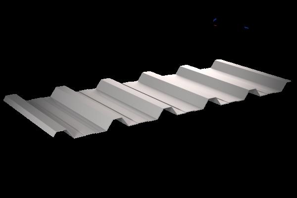 Trapezblech T35DR/1050 - Dach - Verschiendene Farben