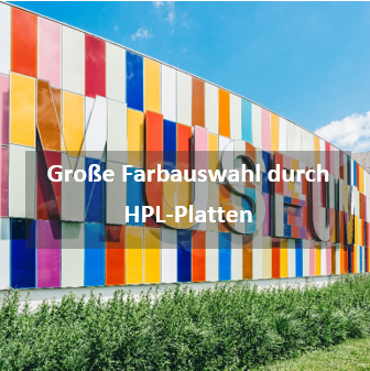 HPL-Farbauswahl