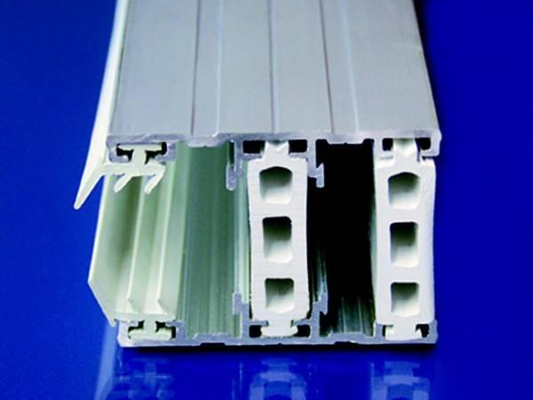 Alu / Alu Thermorandsystem für 8 - 10mm