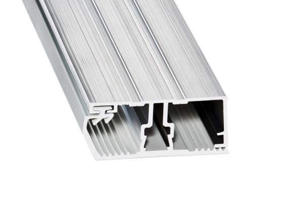 Alu / Gummi Stegrandsystem für 16mm Stegplatten