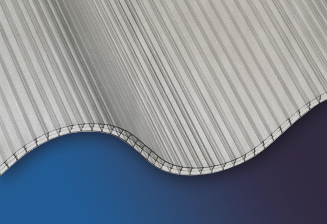 pc hohlkammerwellplatten lichtplatten wellplatten profilplatten acrylshop24. Black Bedroom Furniture Sets. Home Design Ideas