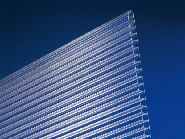 PC Platte 450 x 450 x 2 mm Polycarbonat transparent