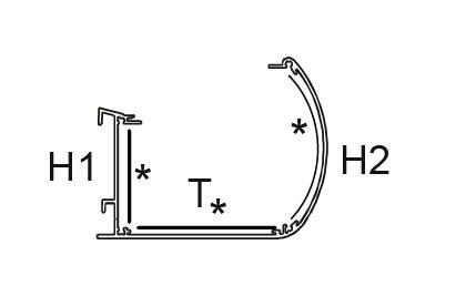 Alu-Verschlussdeckel-Set Typ II