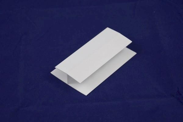 Verbindungsprofil für Wand- und Deckenpaneele aus PVC - für 16mm Plattenstärke
