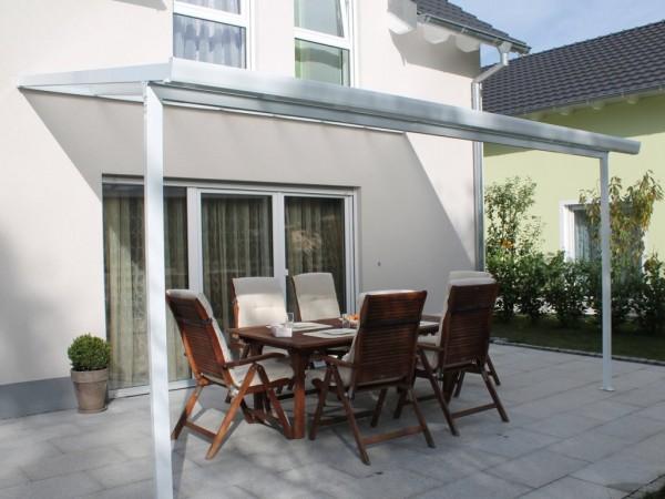 Alu Terrassendach Bausatz ~ Terrassendach bausatz alu weiß und anthrazit online kaufen