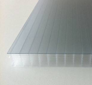 Stegplatte Polycarbonat 7-Fach SOLAR CONTROL 16mm